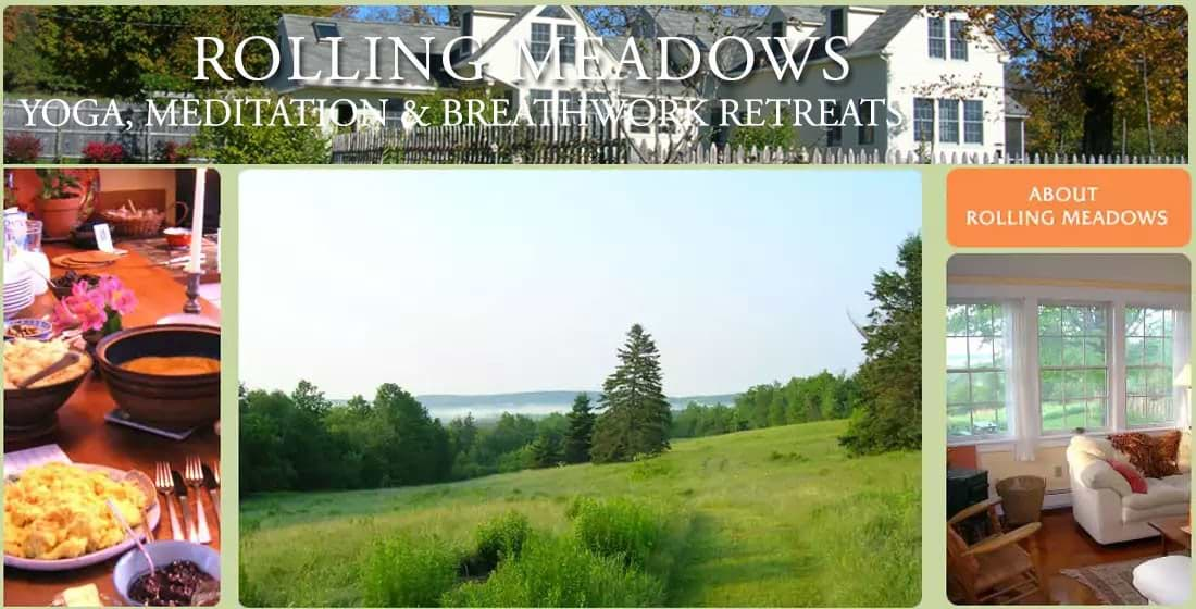 About Rolling Meadows Retreat
