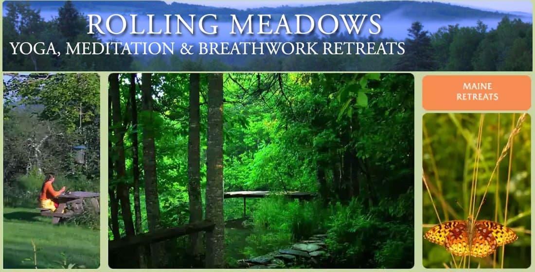 Rolling Meadows Maine Retreats