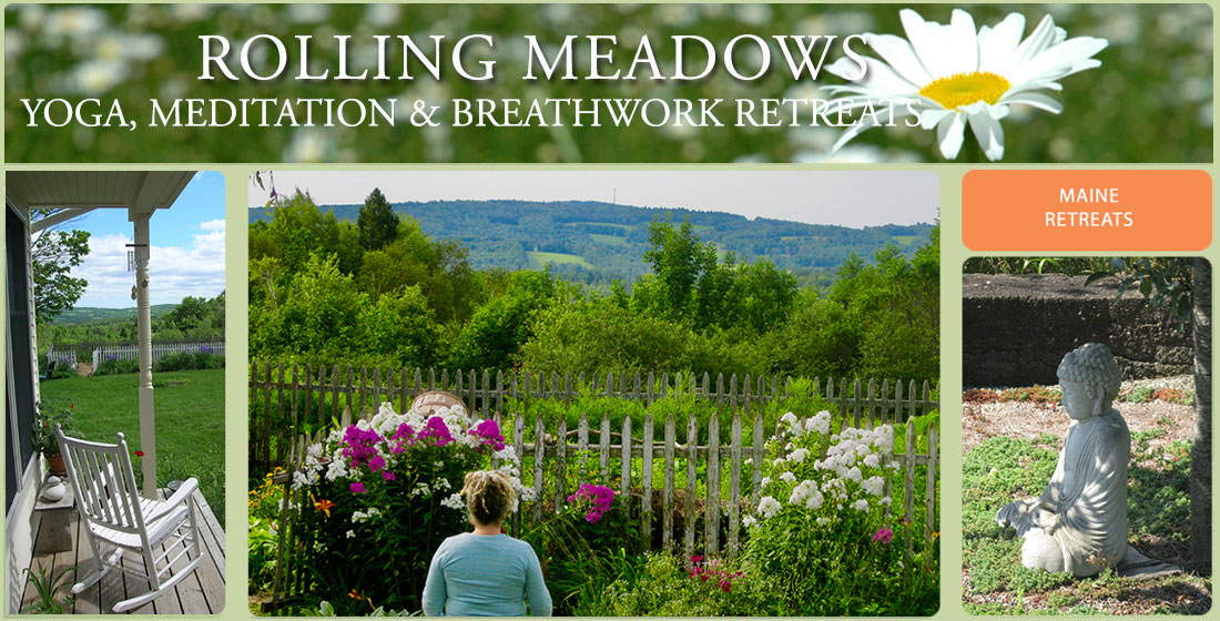 Rolling Meadows Retreat the Ease of Being