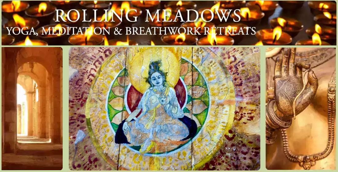 Women's Autumn Meditation, Breathwork & yogaRetreat