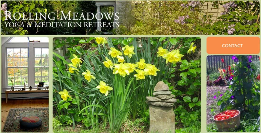 Contact Rolling Meadows Retreat